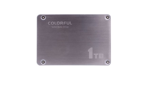 COLORFUL Readies SL500 1TB BOOST SSD  at COMPUTEX 2018