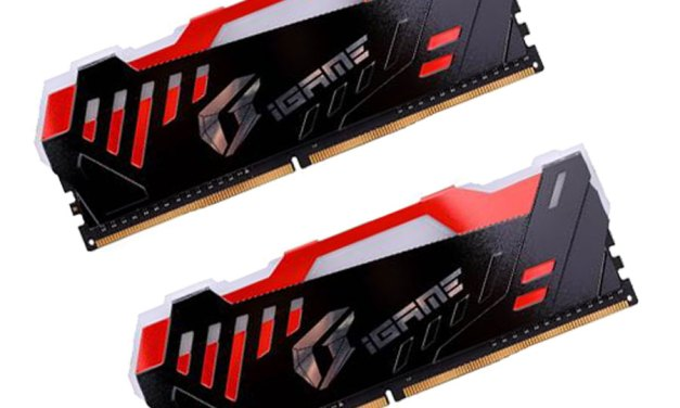 COLORFUL Announces iGame D-RAM DDR4 Gaming Memory
