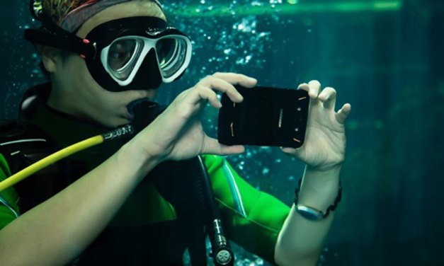 DOOGEE Rugged Phone to Support Charging Underwater