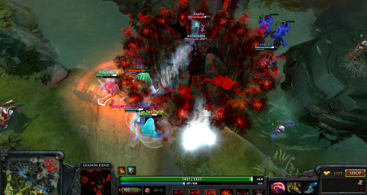 MOBA & RTS: Analyzing The Forerunners of The Industry