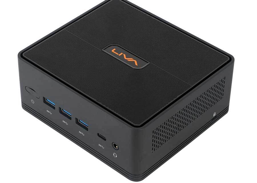 ECS Announces LIVA Z2 and Z2V Mini PC
