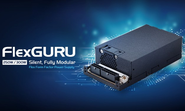 FSP Unveils FlexGURU 250W and 300W Modular PSU