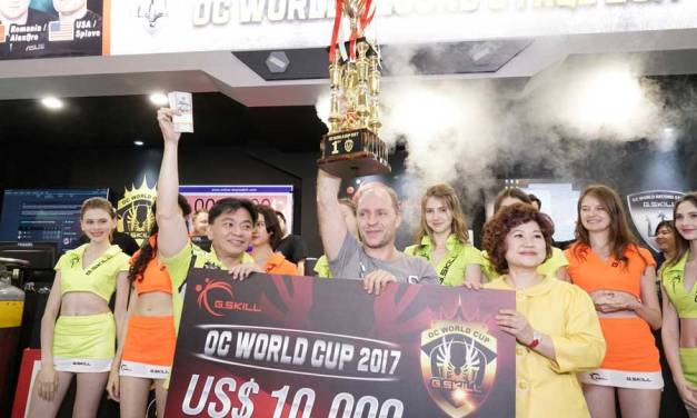 G.SKILL Announces OC World Cup 2019 Competition