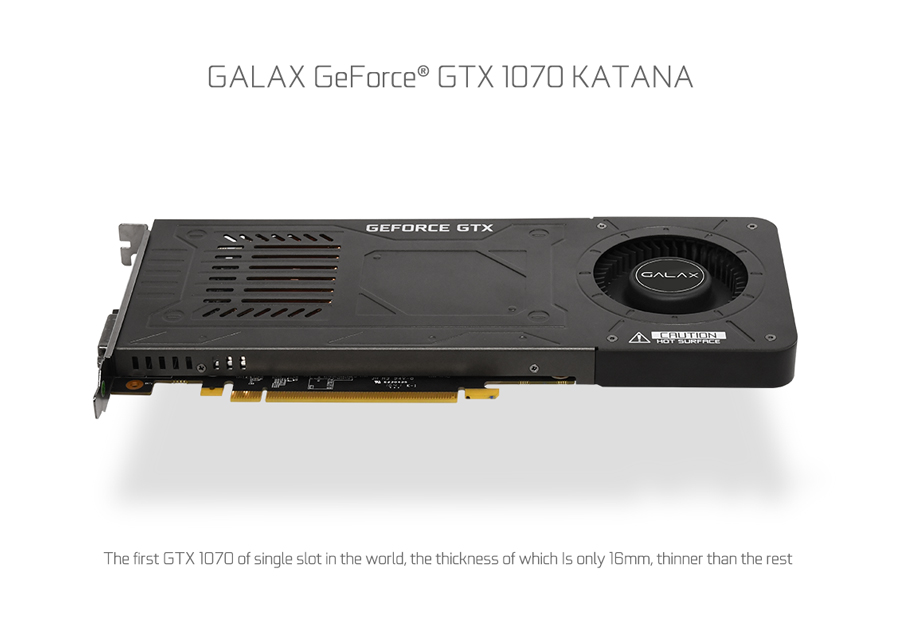 GALAX Announced Participation at COMPUTEX 2017