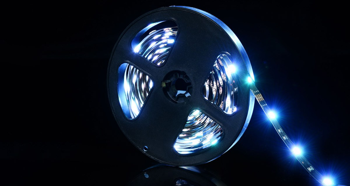 GELID Releases FlexLight Ultra Flexible RGB LED Strip