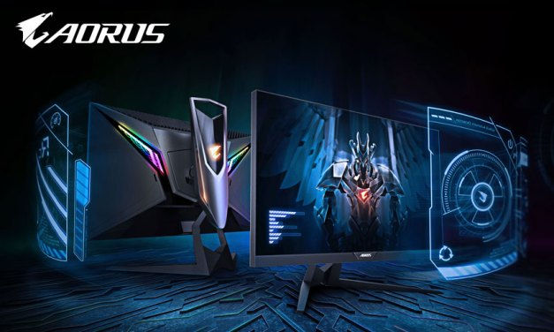 GIGABYTE Announces AORUS AD27QD Gaming Monitor