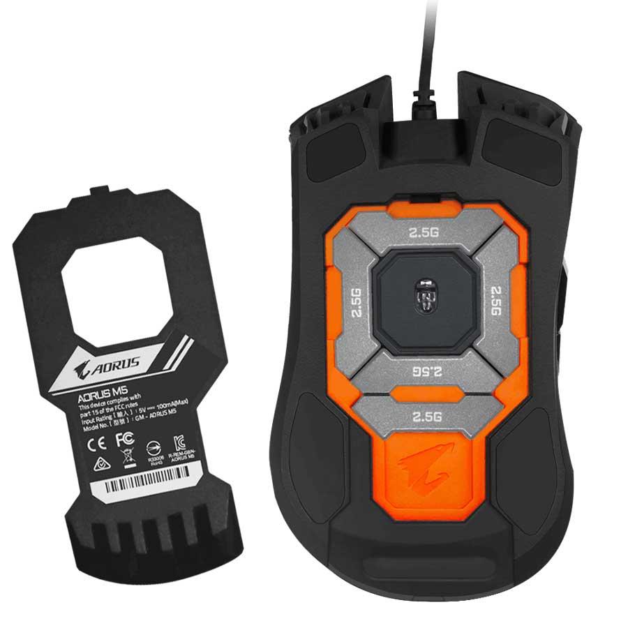 GIGABYTE Aorus M5 Mouse PR (1)