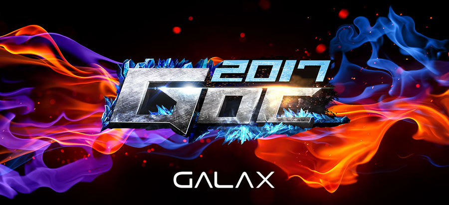 GALAX Announces GOC 2017 At Thailand