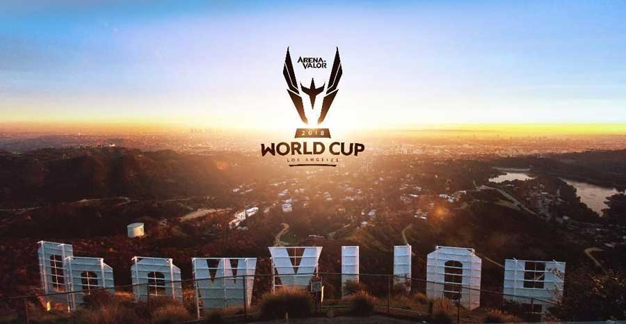Garena AOV Announces AWC World Cup 2018 Selection Mechanism