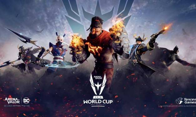Garena AWC 2018 Breaks Mobile eSports Prize Pool Records