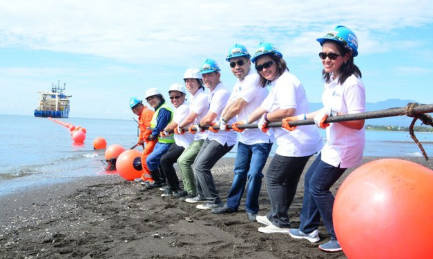 Davao City Pleased With the New SEA-US Cable System
