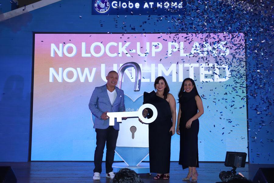 Globe Brings Back Unlimited Internet Plans
