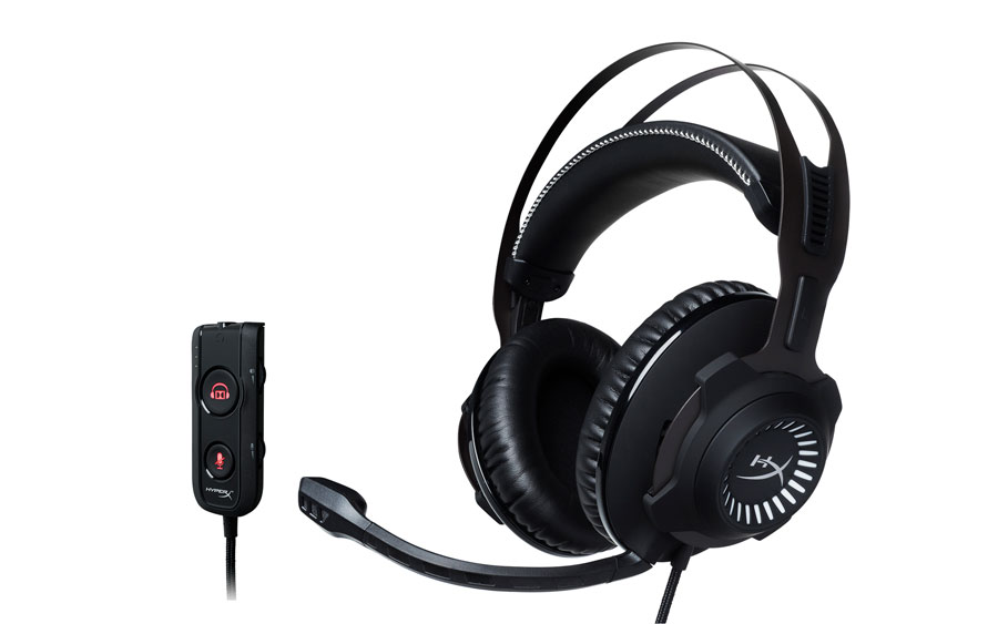 HyperX Cloud Revolver S Gaming Headset Starts Shipping