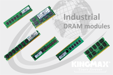 KINGMAX Tells A Story About Their Industrial & Overclocking Memory Kits