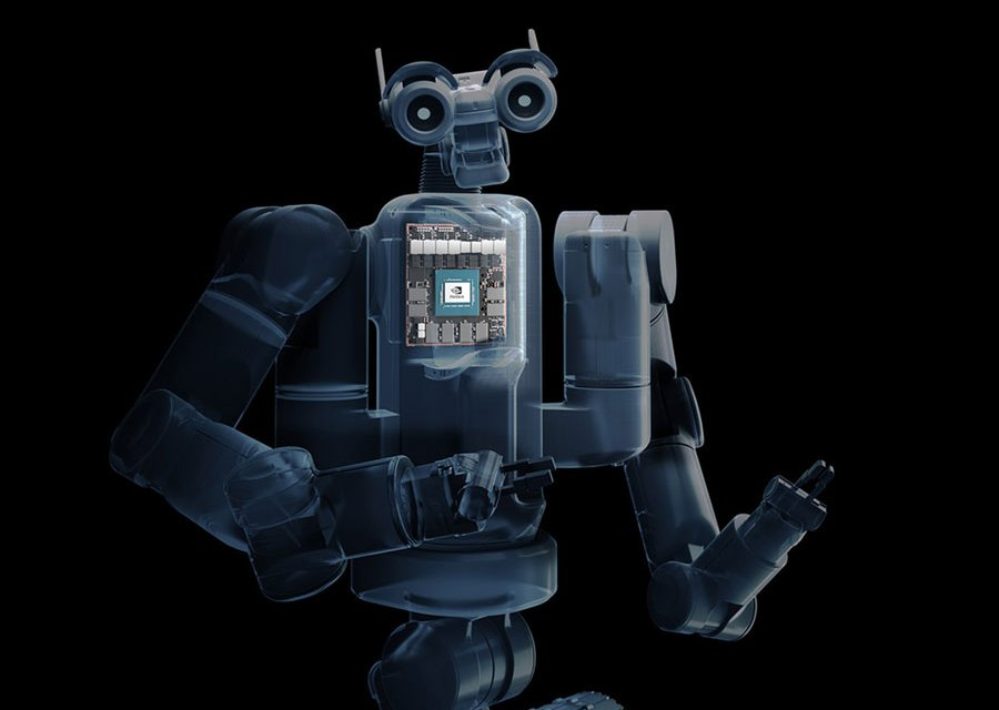 Nvidia Reveals The Isaac Robotics Platform