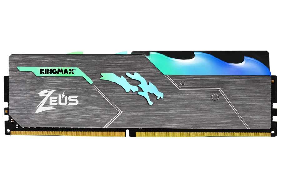 KINGMAX Announces the Zeus Dragon DDR4 RGB Memory