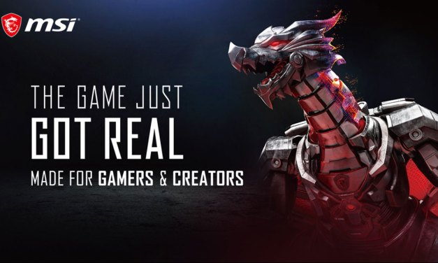MSI Gaming Joins Complink Gaming and Tech Fair 2019