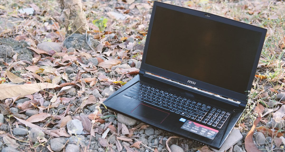 MSI GS73VR 6RF Stealth Pro Gaming Notebook Review
