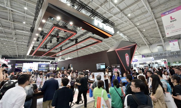 Our MSI Gaming Experience at Computex 2019