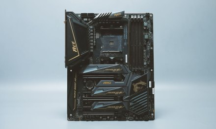 Review   MSI MEG X570 ACE AM4 Motherboard