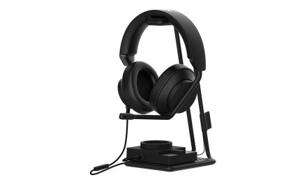 NZXT Reveals AER, STND and MXER Audio Gear for Gamers