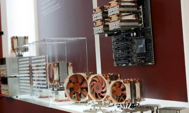 Noctua CPU Coolers Now Includes AM4 Mounting at No Extra Cost
