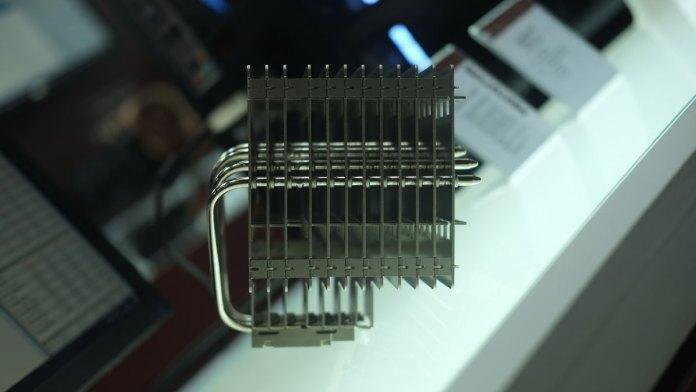 Noctua Fanless CPU Cooler Prototype (2)