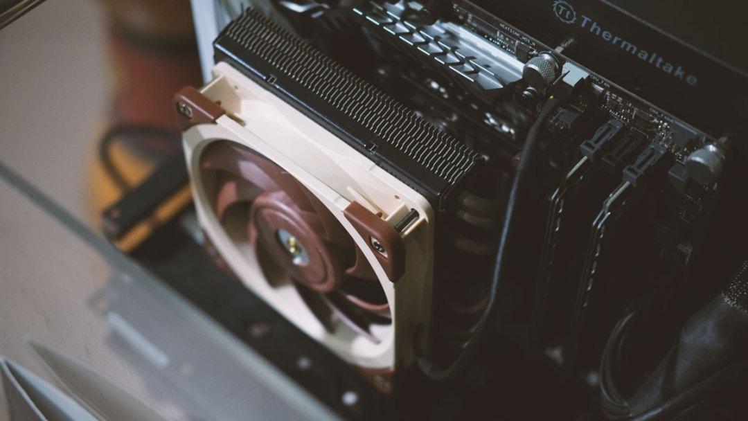 Noctua NF-A12x25 ULN Fan (1)