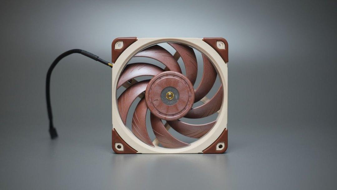 Noctua NF-A12x25 ULN Fan (3)