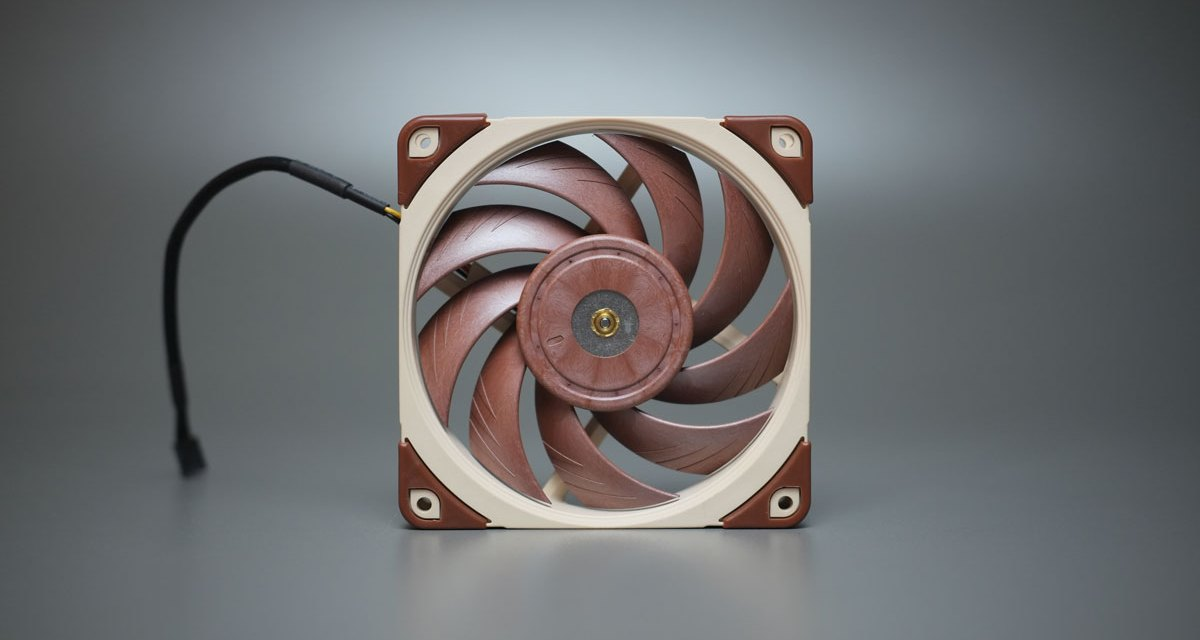 Review | Noctua NF-A12x25 120mm Premium Fan