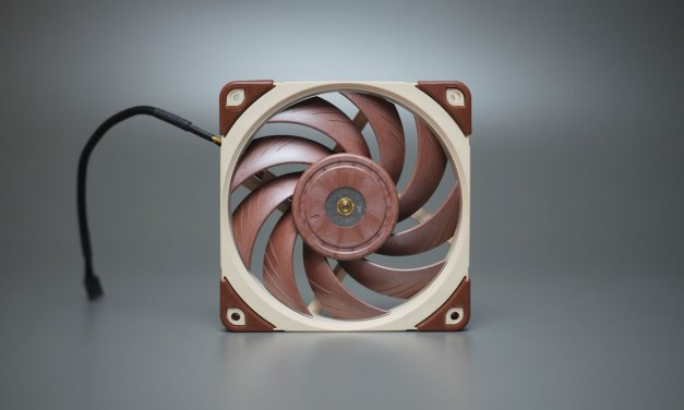 Review | Noctua NF-A12x25 120mm Premium Fan