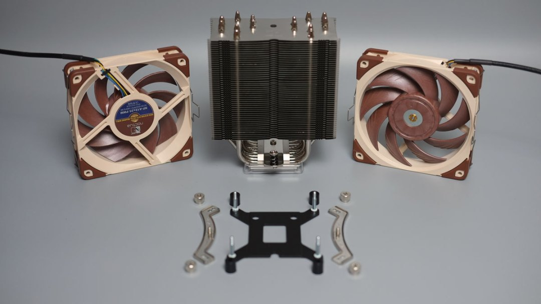 Noctua NH-U12A Tower CPU Cooler (8)