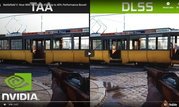 NVIDIA RTX Technology Comes to Battlefield V and Metro Exodus