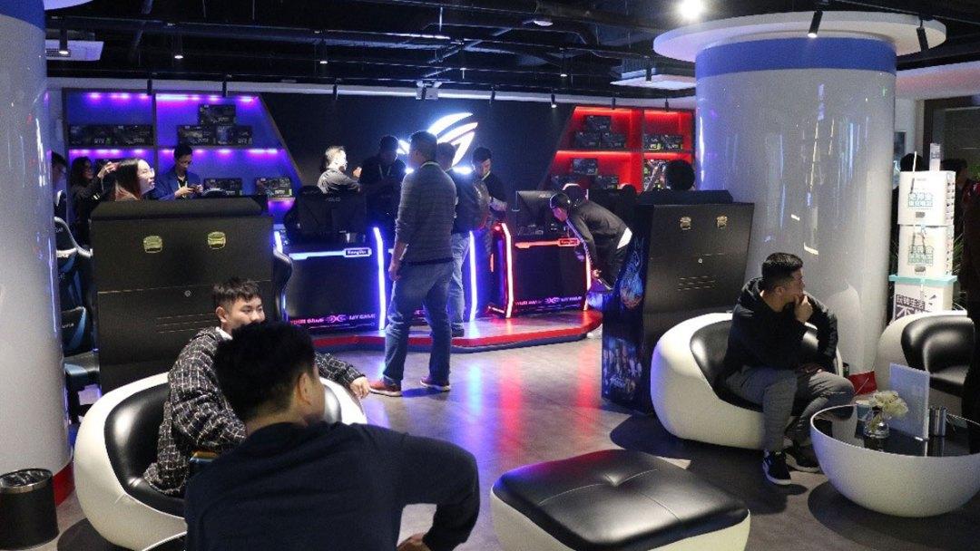 Nvidia iCafe Discovery China 2019 (2)