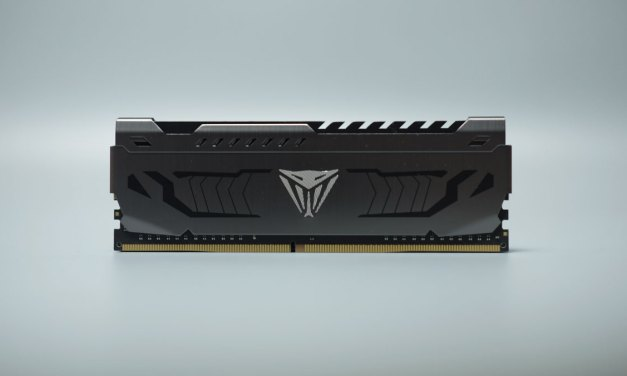 Review | Patriot Viper Steel RAM 3200MHZ 2x8GB Memory Kit