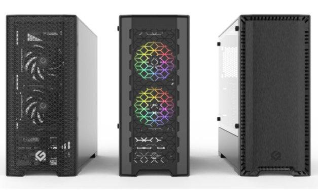 Phanteks Releases MetallicGear NEO Mid-Tower Case Series