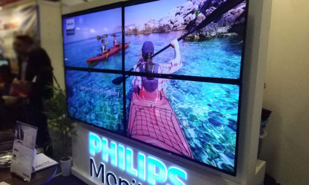 Philips Showcases Business Geared Monitors at NRCE 2018