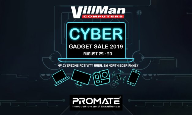 Promate Joins VillMan Computers Gadget Sale 2019