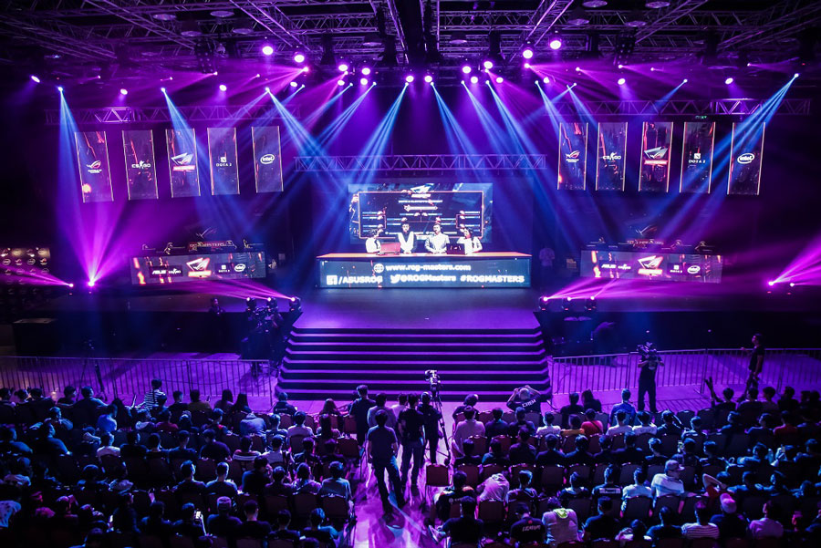 ASUS ROG Formally Announces ROG Masters 2017