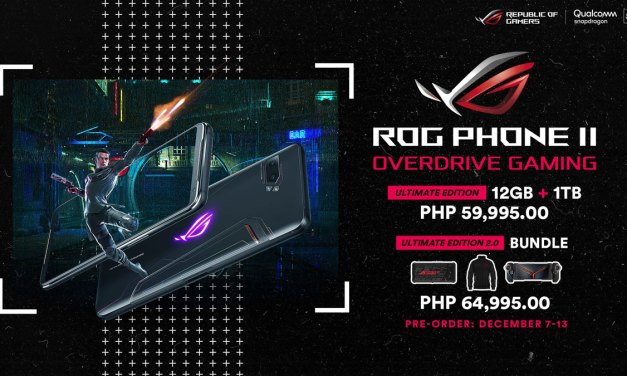 ASUS ROG Phone 2 Ultimate Edition Pre-Orders Announced