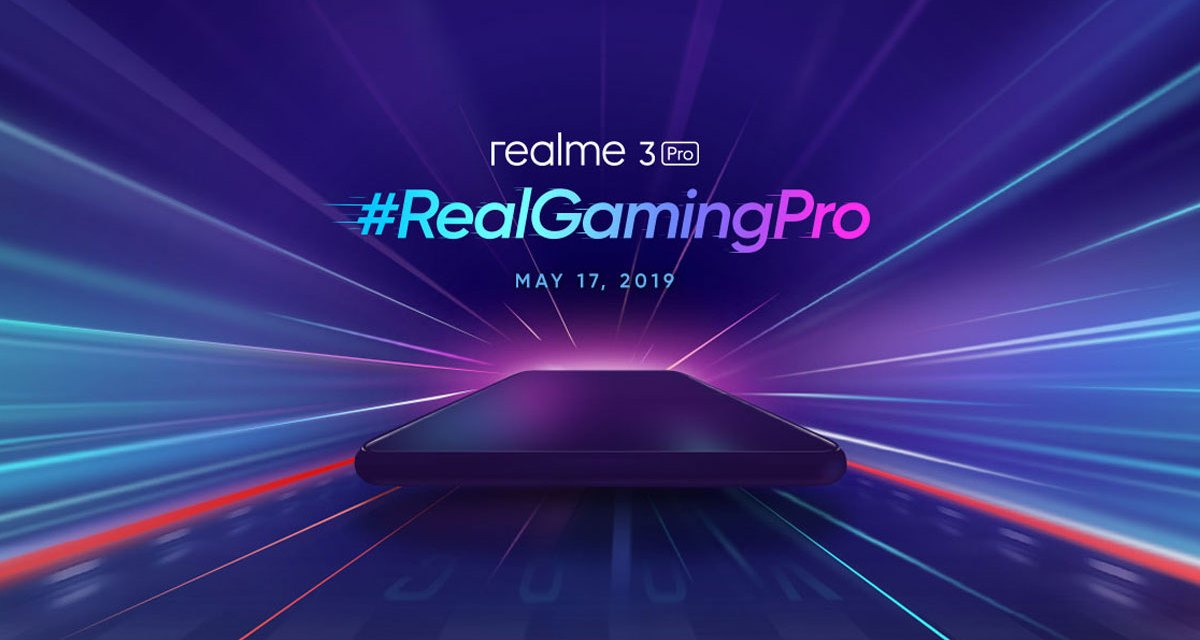 Realme 3 Pro to Set Standard of Midrange Smartphone Gaming in PH
