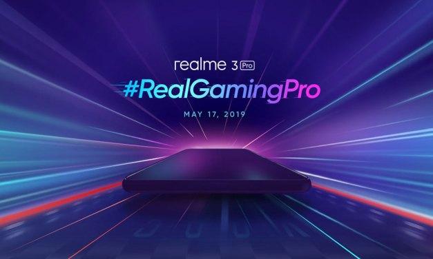 Realme 3 Pro to Set Standard of Midrange Smartphone Gaming in PH