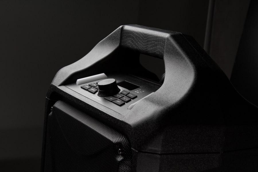 SDigital Bass Cruzer – Portable Speaker System Coming This April