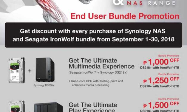 Seagate and Synology to Offer Personal Cloud to Filipinos
