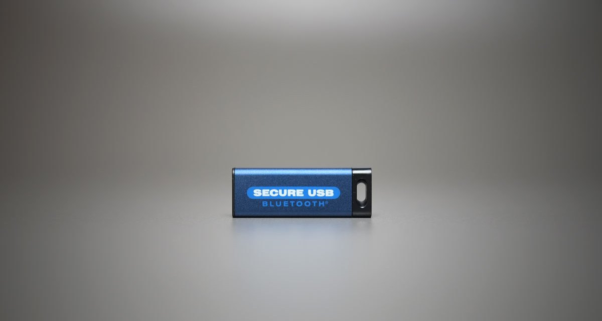 Review | SecureData SecureUSB BT USB Flash Drive
