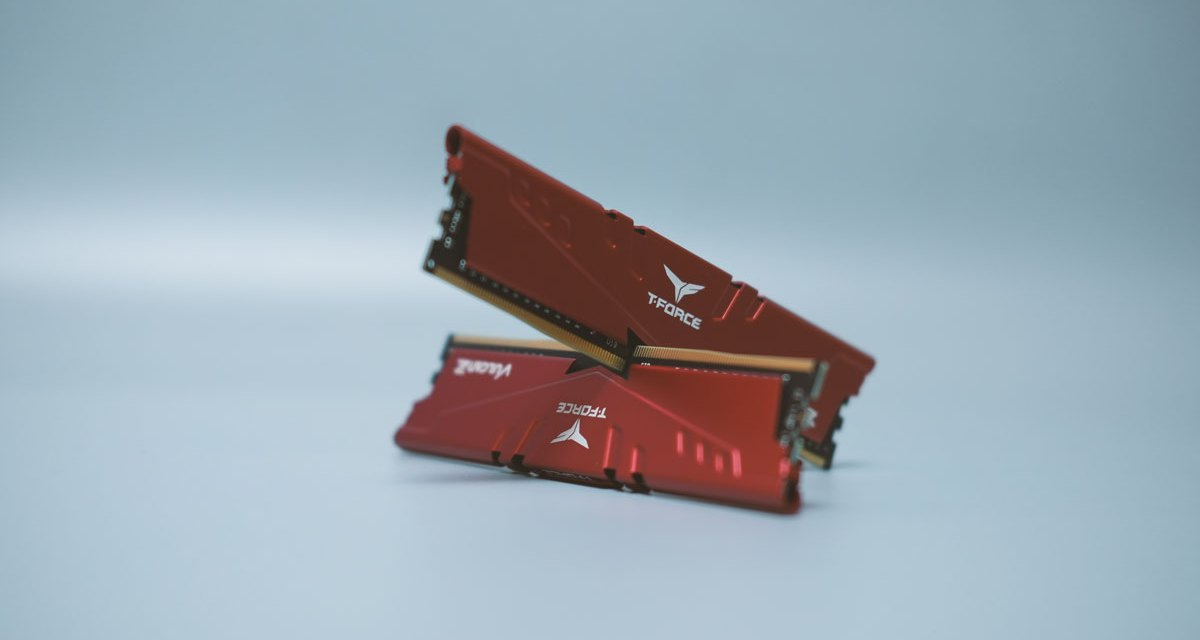 Review | TeamGroup T-Force Vulcan Z 3000MHZ DDR4 Memory Kit