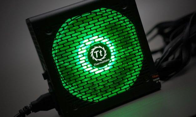 Preview | Thermaltake Smart BX1 RGB 750W 80+ Bronze PSU