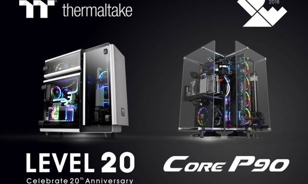 Thermaltake Wins International Design Excellence Award 2018
