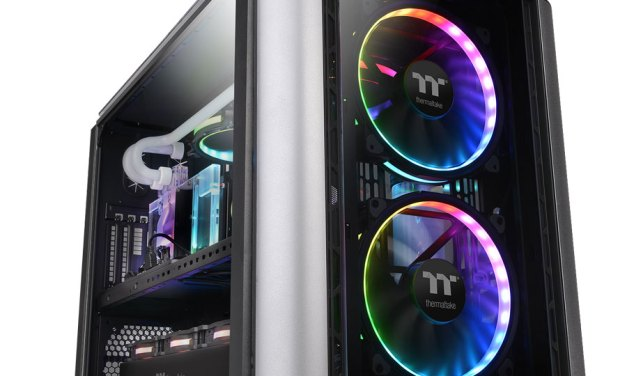 Thermaltake Unveils Level 20 XT Cube Chassis