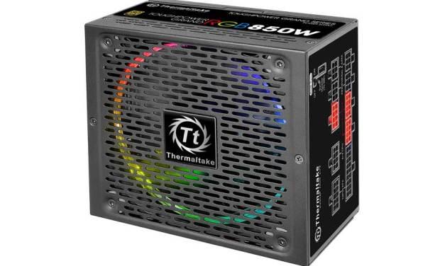 Thermaltake Unveils Toughpower Grand RGB Gold PSU
